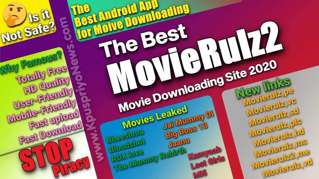 ᐈ Movierulz2 2020 1 Best Movies Free Download Watch Online
