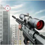 Sniper 3D Assassin Gun Shooter logo