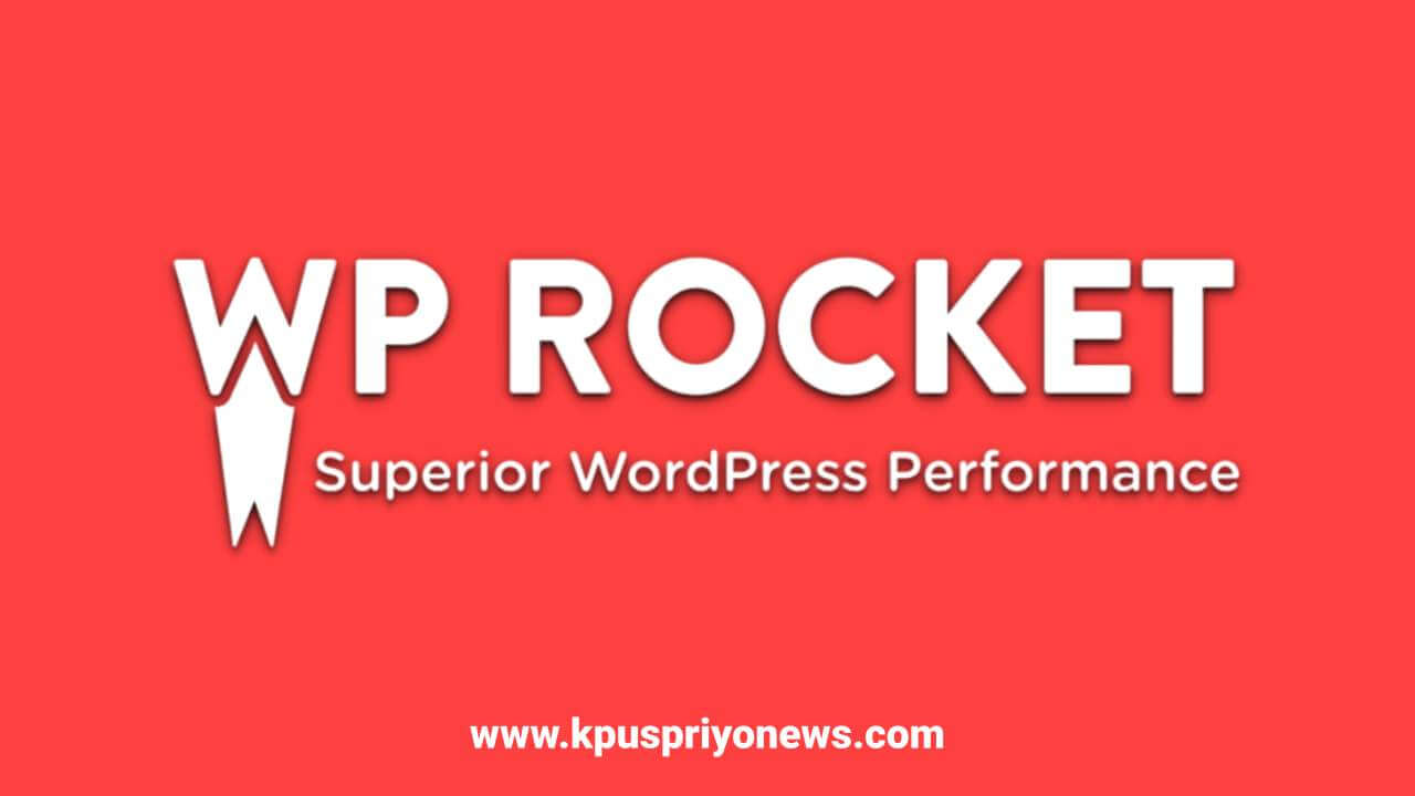 WP Rocket Plugin Free Download - Featured Image